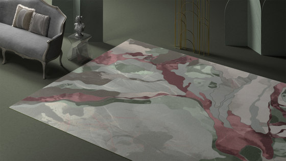 Digest Trims | DT3.07.2 | 200 x 300 cm by YO2