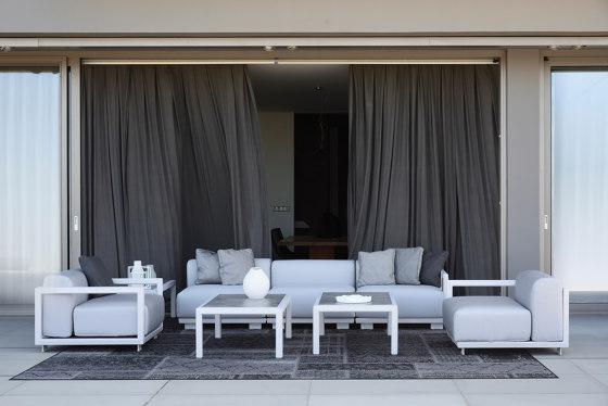 Victus Lounge Armchair di 10DEKA