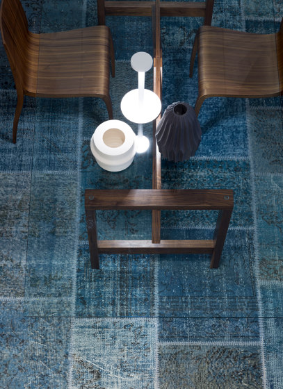 MeatPacking Patchwork Blu by G.T.Design