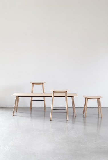 Four Stools Upholstery by Four Design