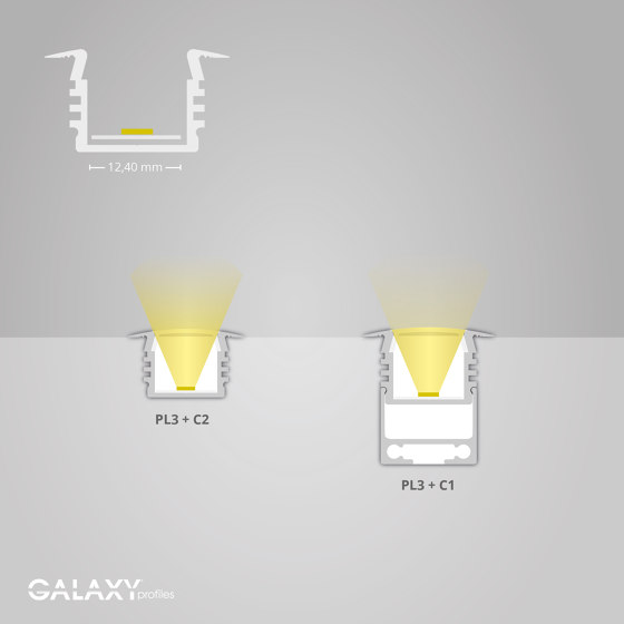 PL3 series | End cap E7 by Galaxy Profiles