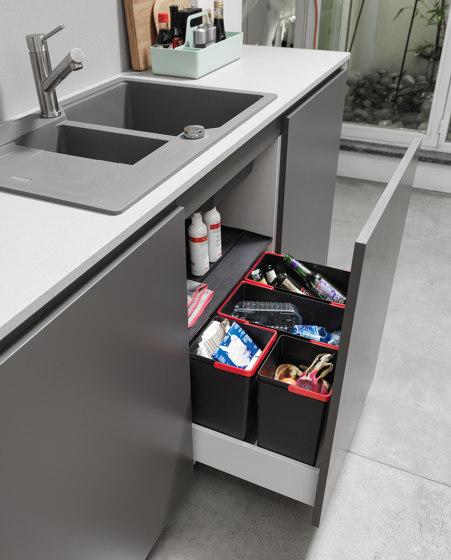 EasySort 600 Waste Management System EasySort 600-2-2 by Franke Kitchen Systems