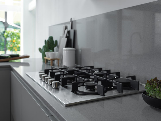 Maris Hob FHMA 755 4G DC GF C Graphite by Franke Kitchen Systems