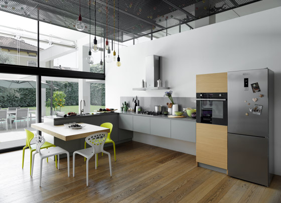 Maris Free by Dror Multifunctional Oven MA 86 M BK/F Black by Franke Kitchen Systems