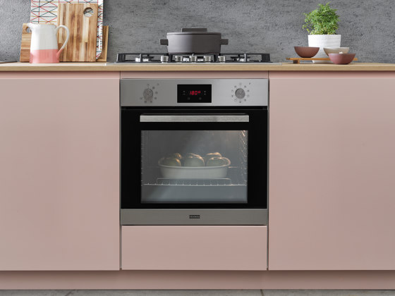 Smart Linear Multifunctional Oven SM 86 P XS Stainless Steel by Franke Kitchen Systems