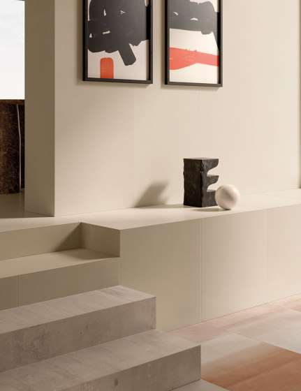 Overclay White Tessere by Marca Corona