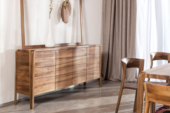 Primum Working Desk by MS&WOOD
