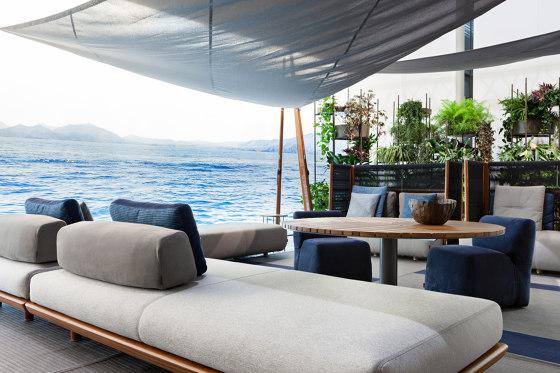 10th Caprera Sofa by Exteta