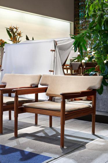 10th Vieste armchair von Exteta