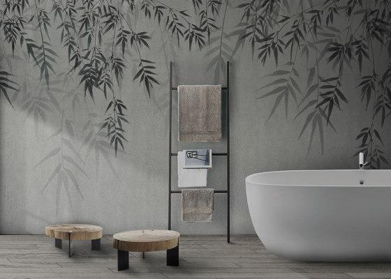 concrete | bamboo leaf de N.O.W. Edizioni