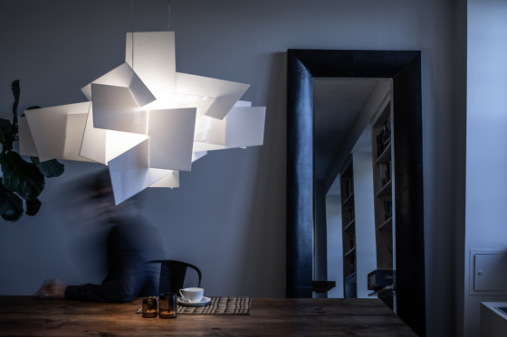 Big Bang plafond de Foscarini