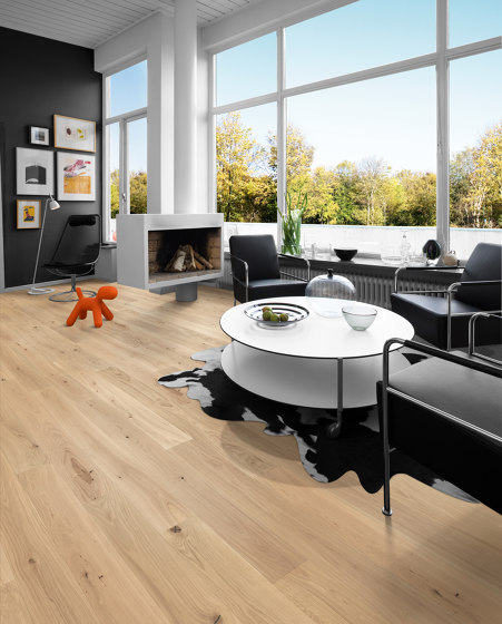 Piazza | Smoked Oak CD 11 mm by Kährs