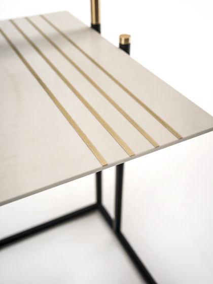 KEVIN LOW TABLE by Frigerio