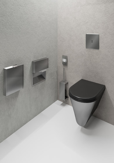 EXOS. Soap dispenser by Franke Water Systems