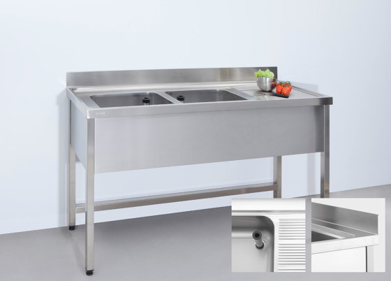 MAXIMA Commercial sink by Franke Water Systems