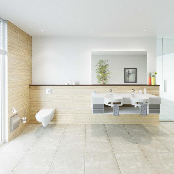 MEDIUS Toilet brush holder by Franke Water Systems