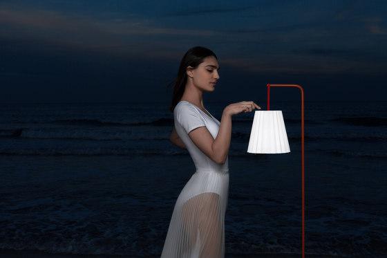 Plisy Floor Lamp by Diabla