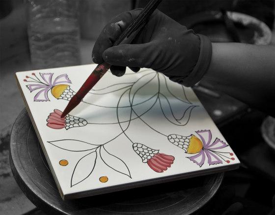 Mèlange '900 by Ceramica Francesco De Maio