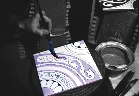 Classico Vietri Rosita by Ceramica Francesco De Maio
