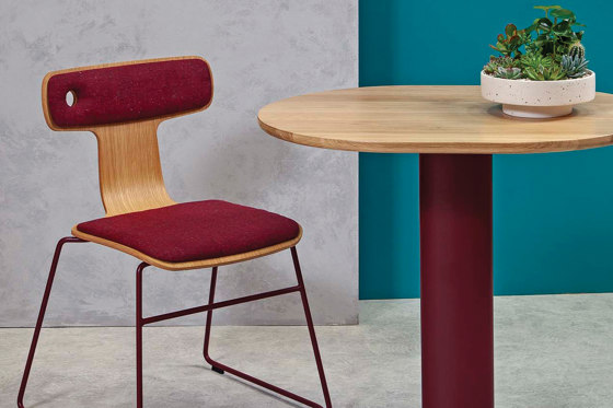 Moore | Bar Stool by Liqui Contracts