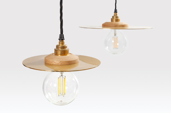 Roswell | Small Pendant by Liqui Contracts