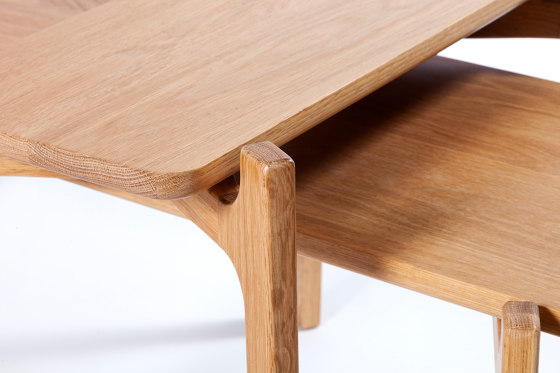 Shaw | Side Table by Liqui Contracts