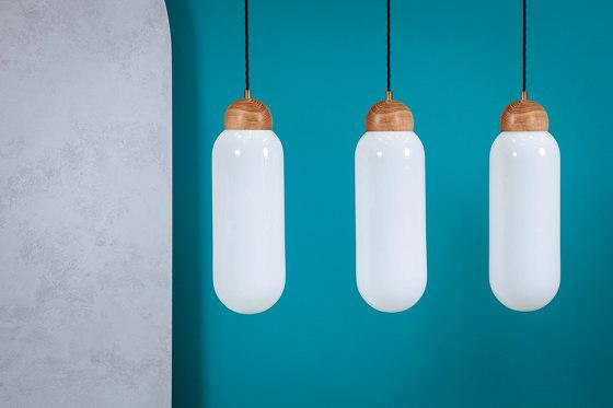 Whittington | Glass Pendant by Liqui Contracts