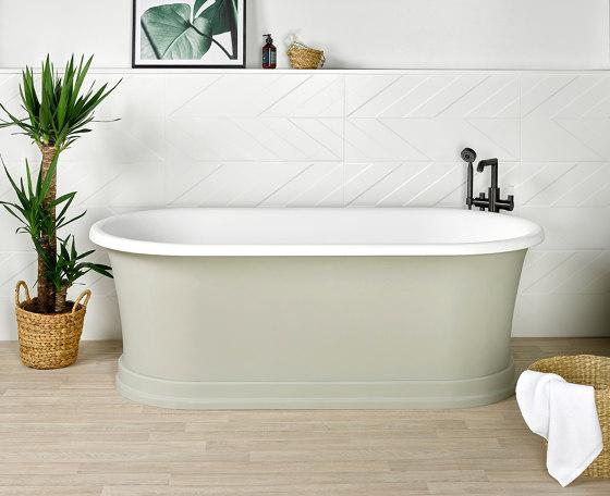 Honoré | Free standing bathtub by THG Paris