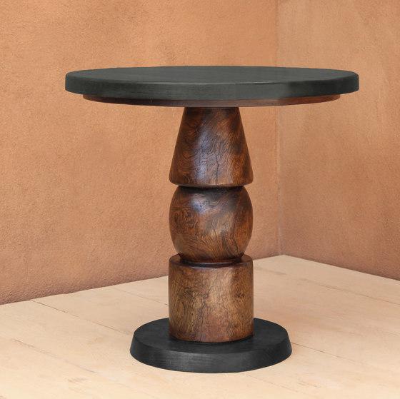 Lucius Bistro Café Table by Pfeifer Studio