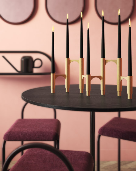 Compono | candle holder by AYTM