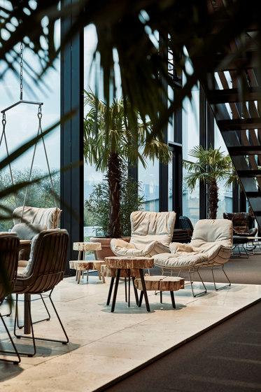 Leyasol | Outdoor | Wingback Chair by FREIFRAU MANUFAKTUR