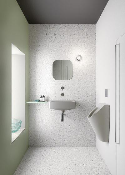 Color Elements 35X31   Urinals by GSI Ceramica