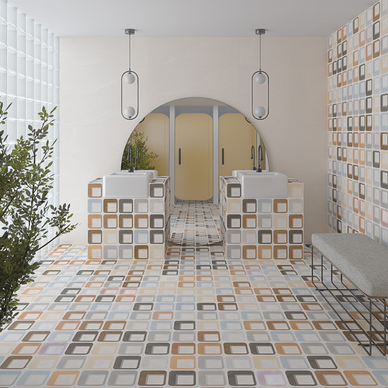 Pop Tile | Wha-R by VIVES Cerámica