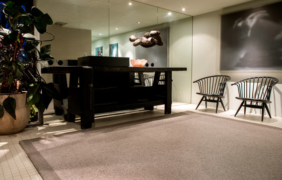 Let It Rib Cloud by Best Wool Carpets