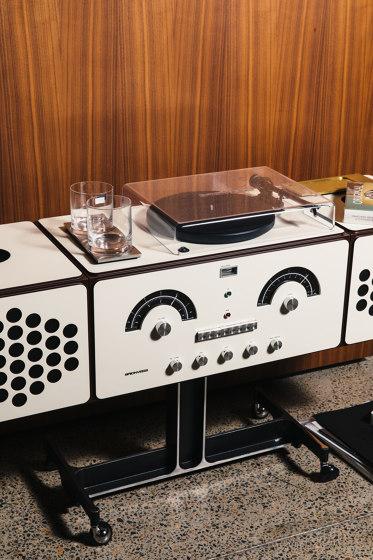 Radiofonografo | rr226-fo-st-Rosso by Brionvega