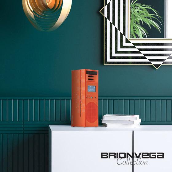 Radio Grattacielo | rr327d+S-BN by Brionvega