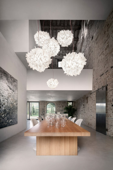 Veli Foliage Suspension M by Slamp
