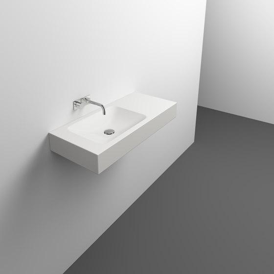 LOTUS VARIO built-in washbasin by Schmidlin