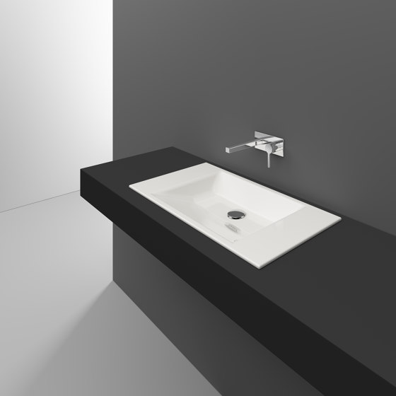 STUDIO built-in washbasin by Schmidlin