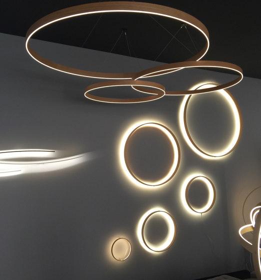 _O WALL LAMP by Henri Bursztyn