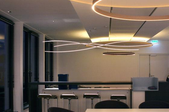 _WARP1 PENDANT LAMP by Henri Bursztyn