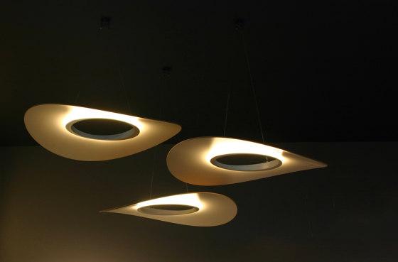 _XFLR6 PENDANT LAMP by Henri Bursztyn