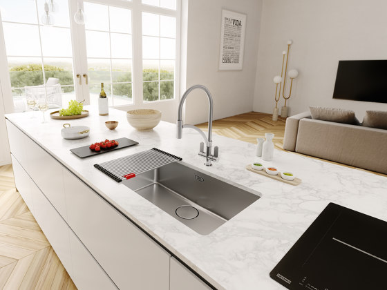 Mythos Bowl MYX 110-16 Stainless Steel by Franke Kitchen Systems
