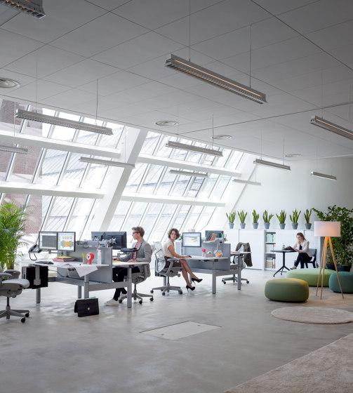 Viewmate computer holder - desk 322 by Dataflex