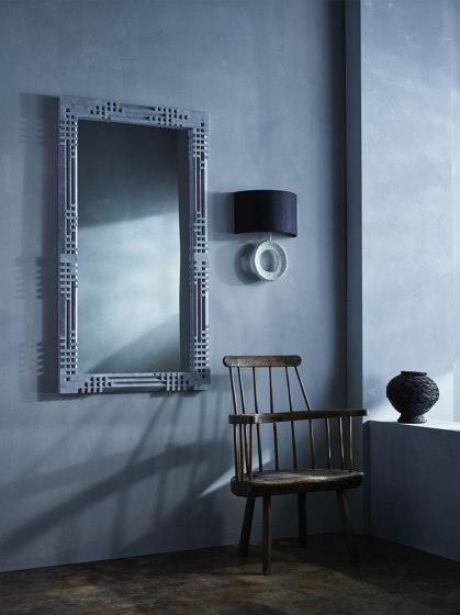 Asante Wall Light by Porta Romana