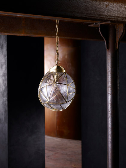 Cocoon Pendant by Porta Romana