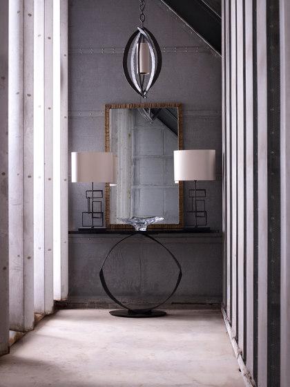 Miro | Small Miro Side Table by Porta Romana