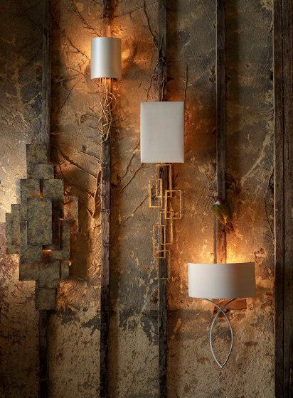 Salperton | Small Salperton Wall Light by Porta Romana