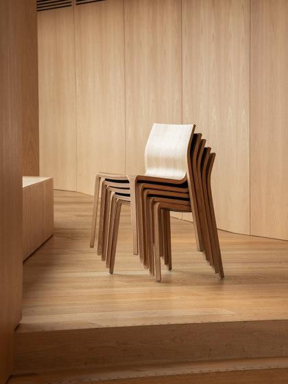 Silu Chair by ONDARRETA