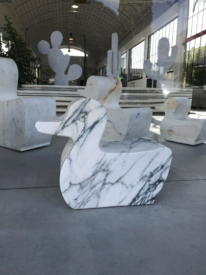 Marble Animals | Rabbit by Homedesign